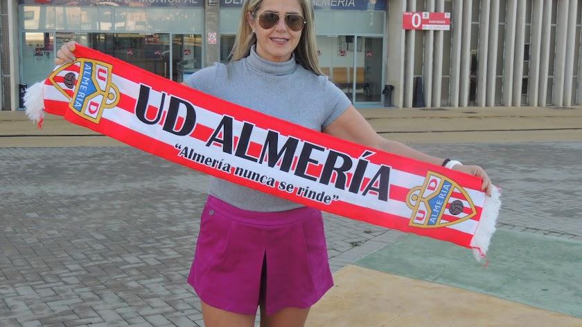 Mónica Ruiz.