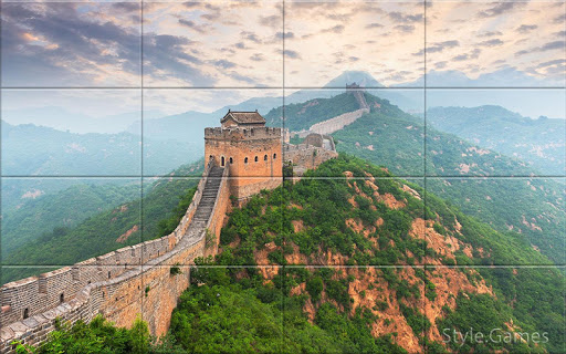 Asia Puzzle  screenshots 2