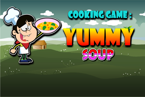 Cooking Game : Yummy Soup 1.0.0 screenshots 1