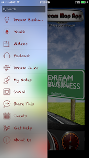 Dream Map App- screenshot thumbnail