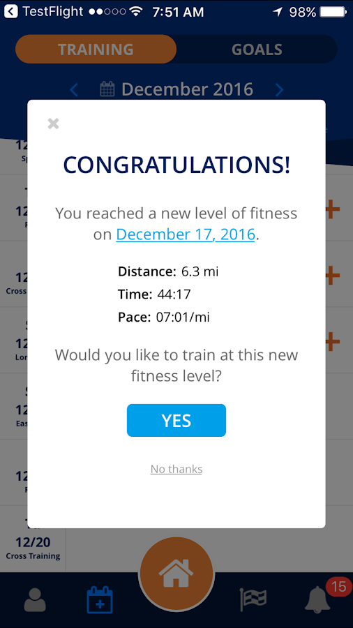 Try Movecoach Moves- screenshot