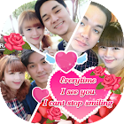 Love Collage Photo Quotes icon