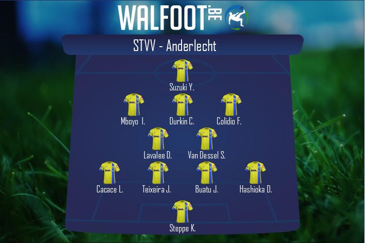 STVV (STVV - Anderlecht)