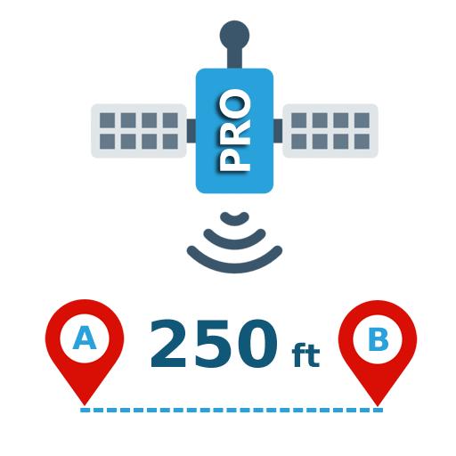GPS Distance meter PRO APK Cracked Download