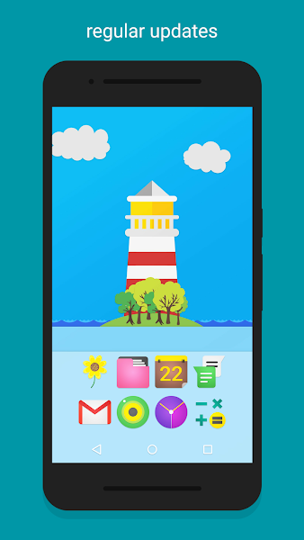 Vibion – Icon Pack v3.6.1
