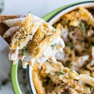 Gluten Free Tuna Casserole.