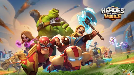 Heroes Mobile: World War Z