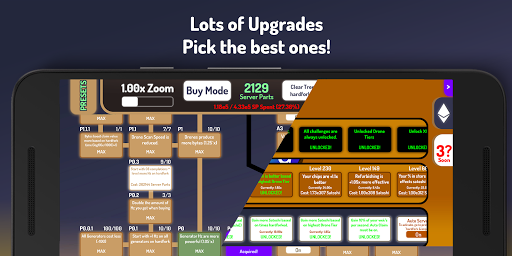CryptoClickers: Crypto Idle Game android2mod screenshots 5