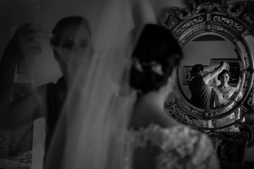 Wedding photographer Jesus Ochoa (jesusochoa). Photo of 28.12.2016
