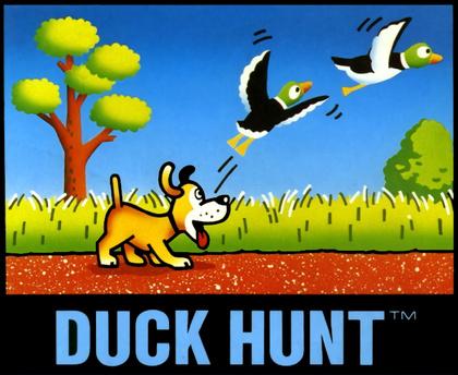 Duck Hunt (Cover Art)