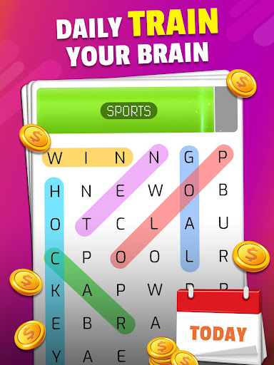 Word Search Blast - Word Search Games 1.2.0 screenshots 10