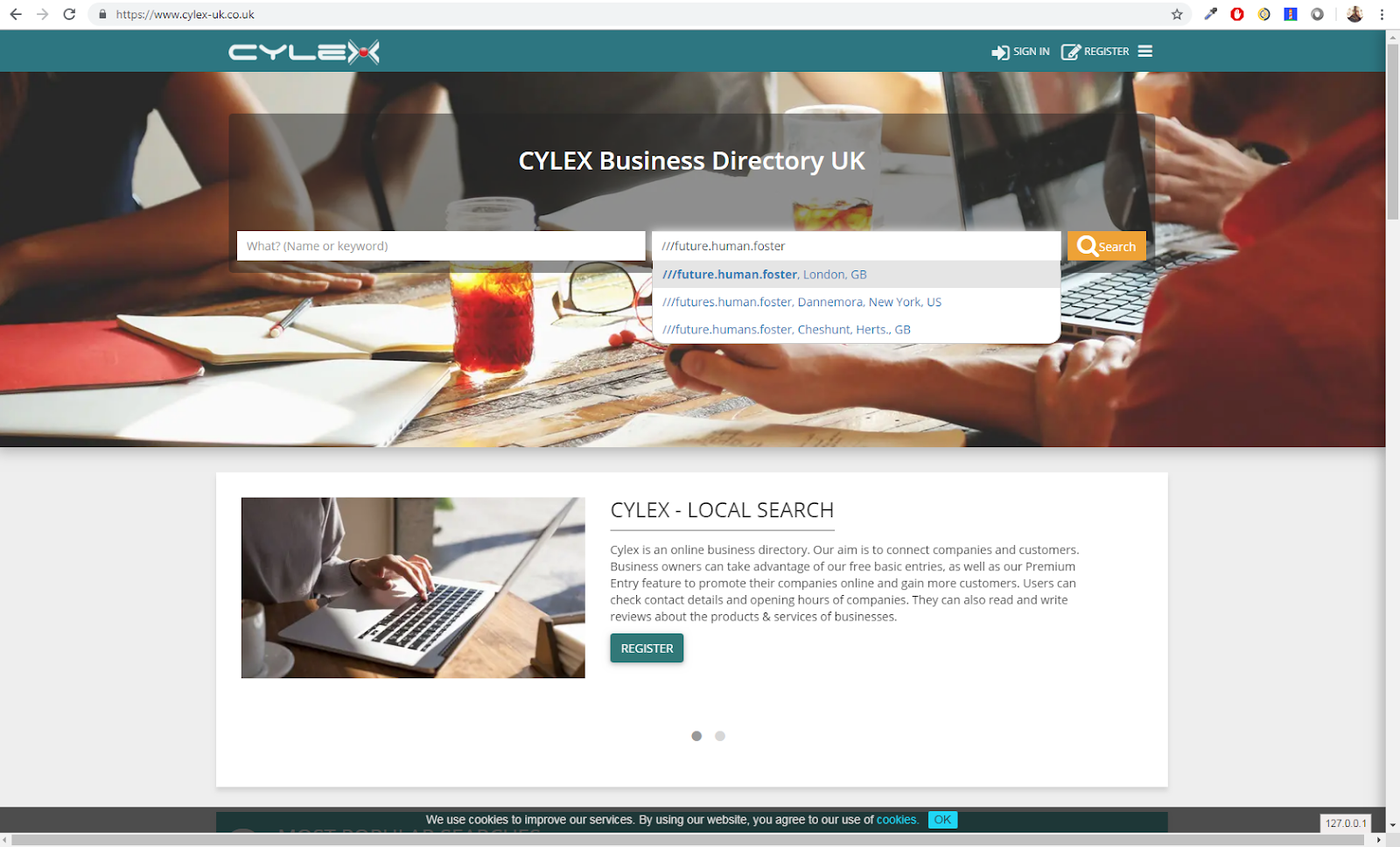 Cylex UK Business Directory