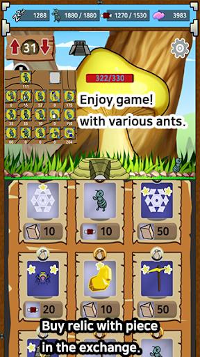 Ants Kingdom : Tycoon 12.3 screenshots 3