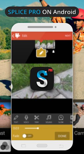 Splice Pro 500,000+ screenshots 3