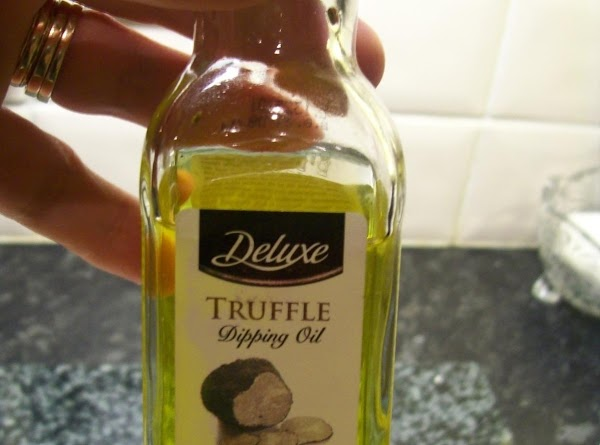 plate up your spaghetti Bolognese ,and drizzle some truffle oil over it . You'll...