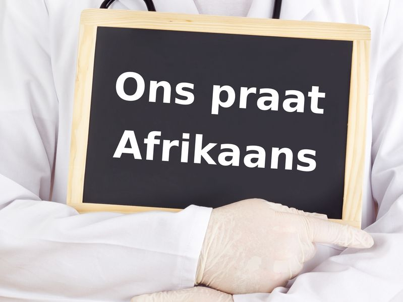 This is why Afrikaans speakers are their own worst enemy