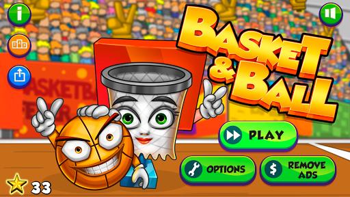 Basket and Ball 1.0.9.2 screenshots 2