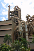 Photo: Year 2 Day 113 - Large Cement Works on the Outskirts of Ipoh #3