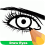 How To Draw Eyes APK icon