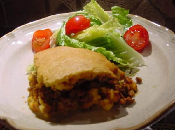 Si, I Am A Tamale Pie Recipe