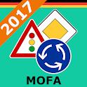 Mofa - Führerschein 2017 icon