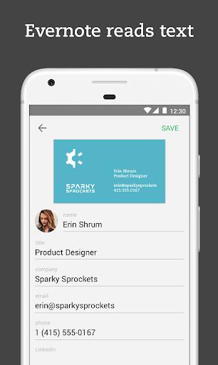 Evernote – Organizer, Planner, Notebook screenshot 5