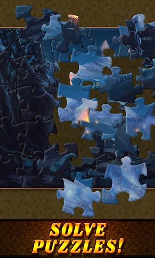 Shadow Kingdom Solitaire. Adventure of princess filehippodl screenshot 6