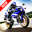 Racing Bike Wallpaper icon
