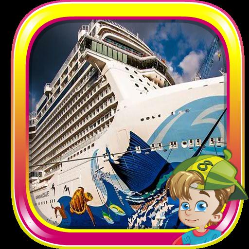 ノルウェーのエスケープ・クルーズからの脱出 解謎 App LOGO-APP試玩