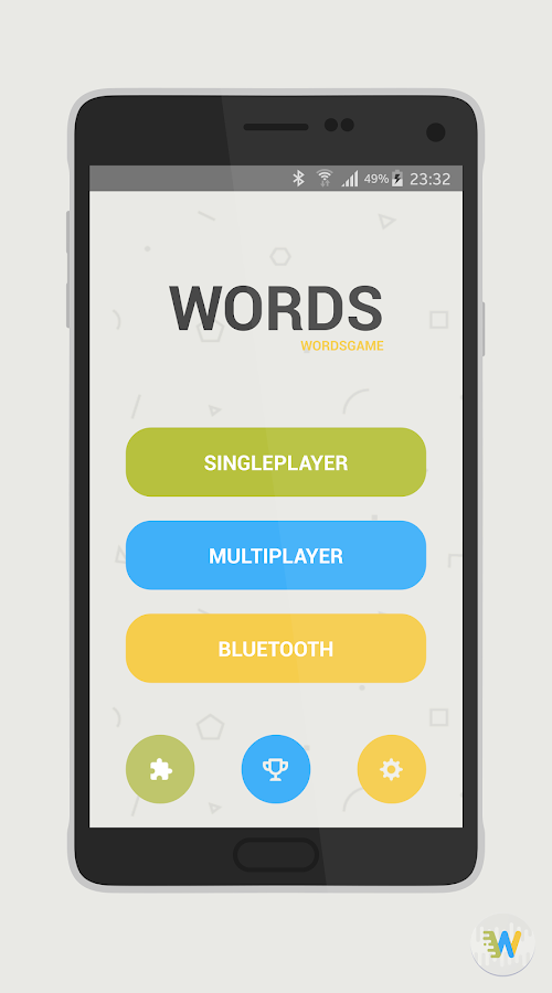 WORDS - Game of Words- screenshot