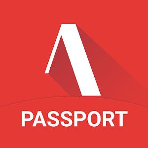 ATOK Passport 1.8.19 by JustSystems Corporation logo