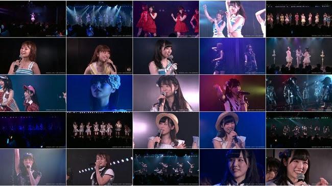 190605 (720p) AKB48 岩立チームB「シアターの女神」公演 北澤早紀 生誕祭