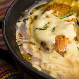 The 24-Hour Slow Cooker French Onion Soup