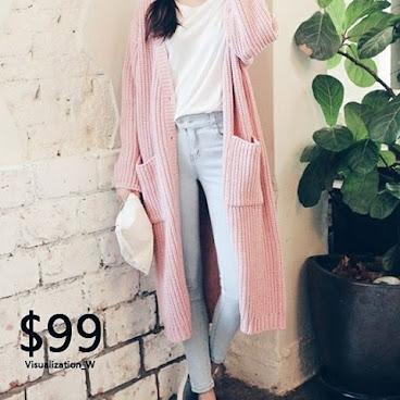 - 好平啊😣😣😣! 因為第四團主打外套😁 衣櫃一定要有件長款外套吧🌼 🎨韓版長款寬松針織外套 顏色:白-深藍-粉紅 尺碼:均碼(肩寬35CM;胸圍100CM;衣長95CM;袖長58CM) 價錢:$99 🌼如有興趣,可DM/Whatsapp 5167 9483店主🐇。 #hkig #fashion #hkgirl #hkonlineshop #hkseller #hkstore #852shop #衫 #褲 #裙 #鞋 #袋 #飾物 #852 #外套 #女裝 #短裙 #短褲 #韓系 #韓風 #針織衫 #修身 #校園風 #冷衫 #hkigshop #hkigshops