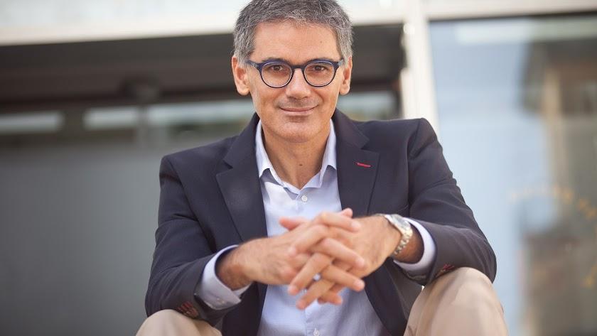 Juan Martínez Barea, en Sevila