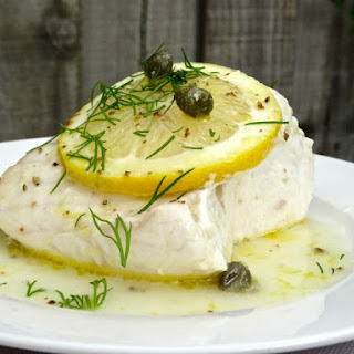 Cod With Capers And Lemon Recipes