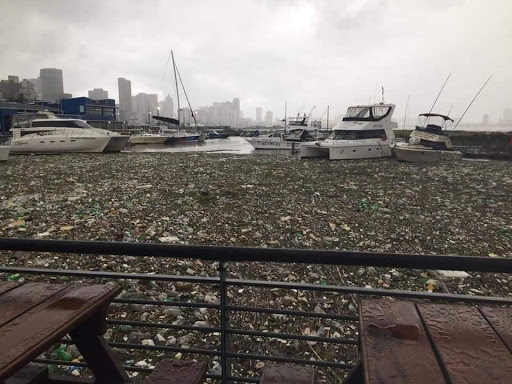 President Ramaphosa jets to flood-hit KZN as litter crisis looms