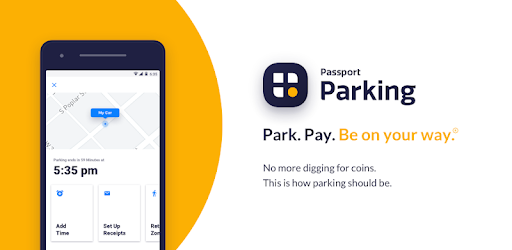 Passport Parking – Park  Pay  Be on your way  ® - Apps on