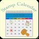Stamp Calendar(スタンプ カレンダー)