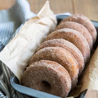 Buttermilk Doughnuts.