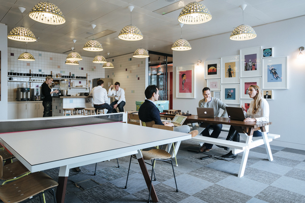 coworking in London