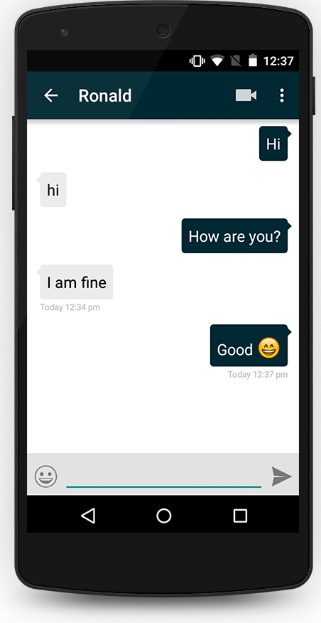 CometChat- screenshot