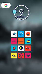 Azix - Icon Pack Screenshot
