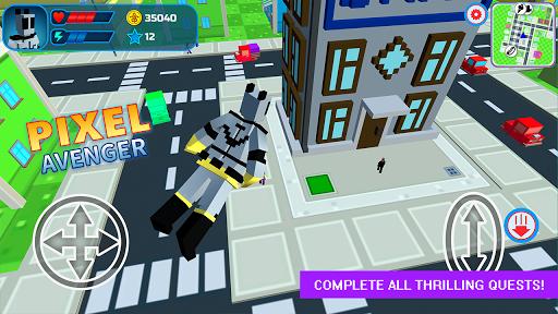 Pixel Avenger  screenshots 1
