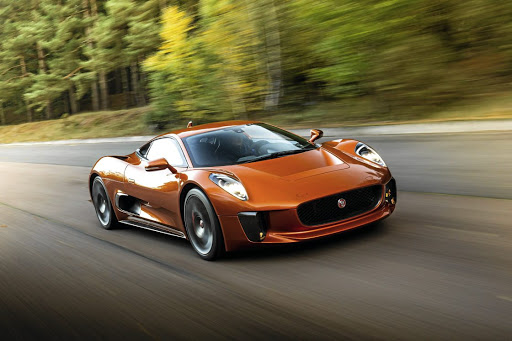 Williams Advanced Engineering developed the Jaguar C-X75 in just 18 months. Picture: WILLIAMS F1