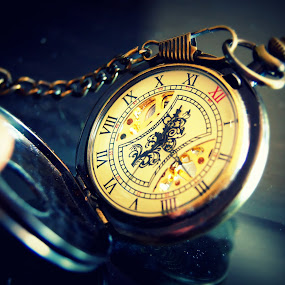 Watch by Ritwick Srivastava - Artistic Objects Other Objects ( old, clock, watch, ritwick, analog )