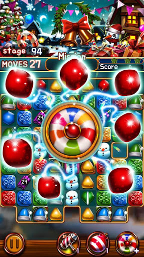 Jewel Snow Puzzle 1.1.0 screenshots 5
