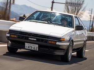 スプリンタートレノ AE86 昭和59年 GTVのカスタム事例画像 どぅさんの2020年03月20日12:27の投稿
