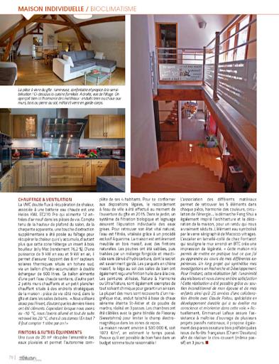 Hors-Série Habitat Naturel - Maison Passive- LCG - 5