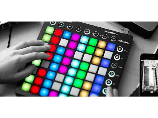 Dj Edm Pads Mix Game screenshot